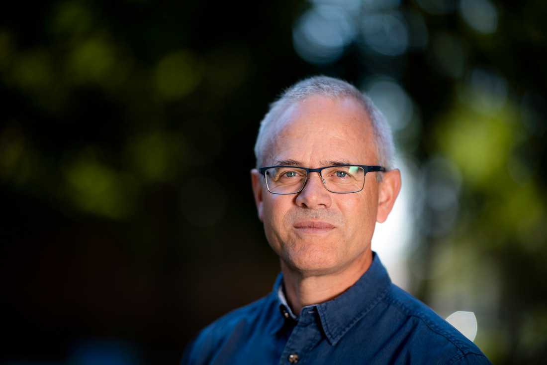Björn Lind, seismolog vid Uppsala universitet.