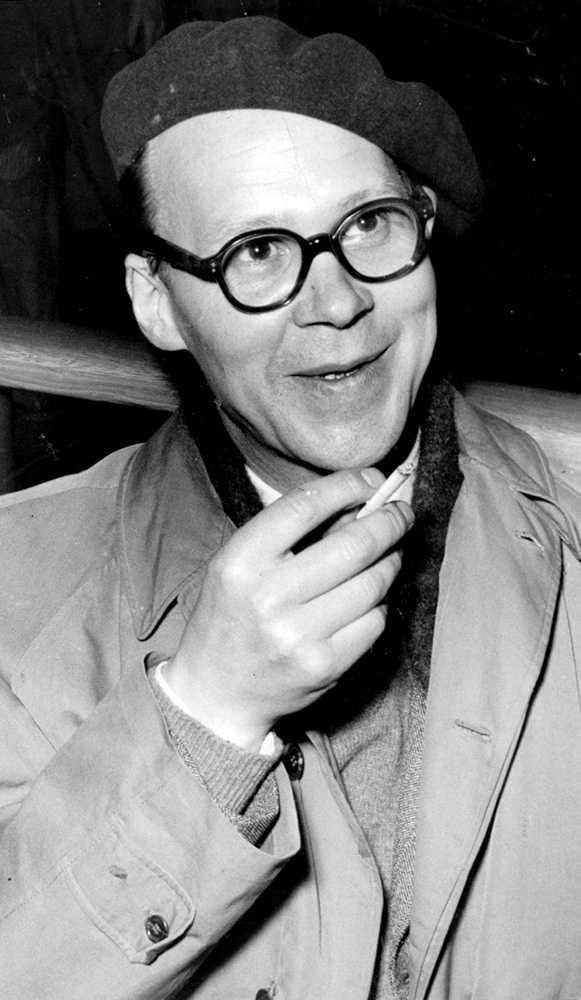 Karl Vennberg (1910-1995).