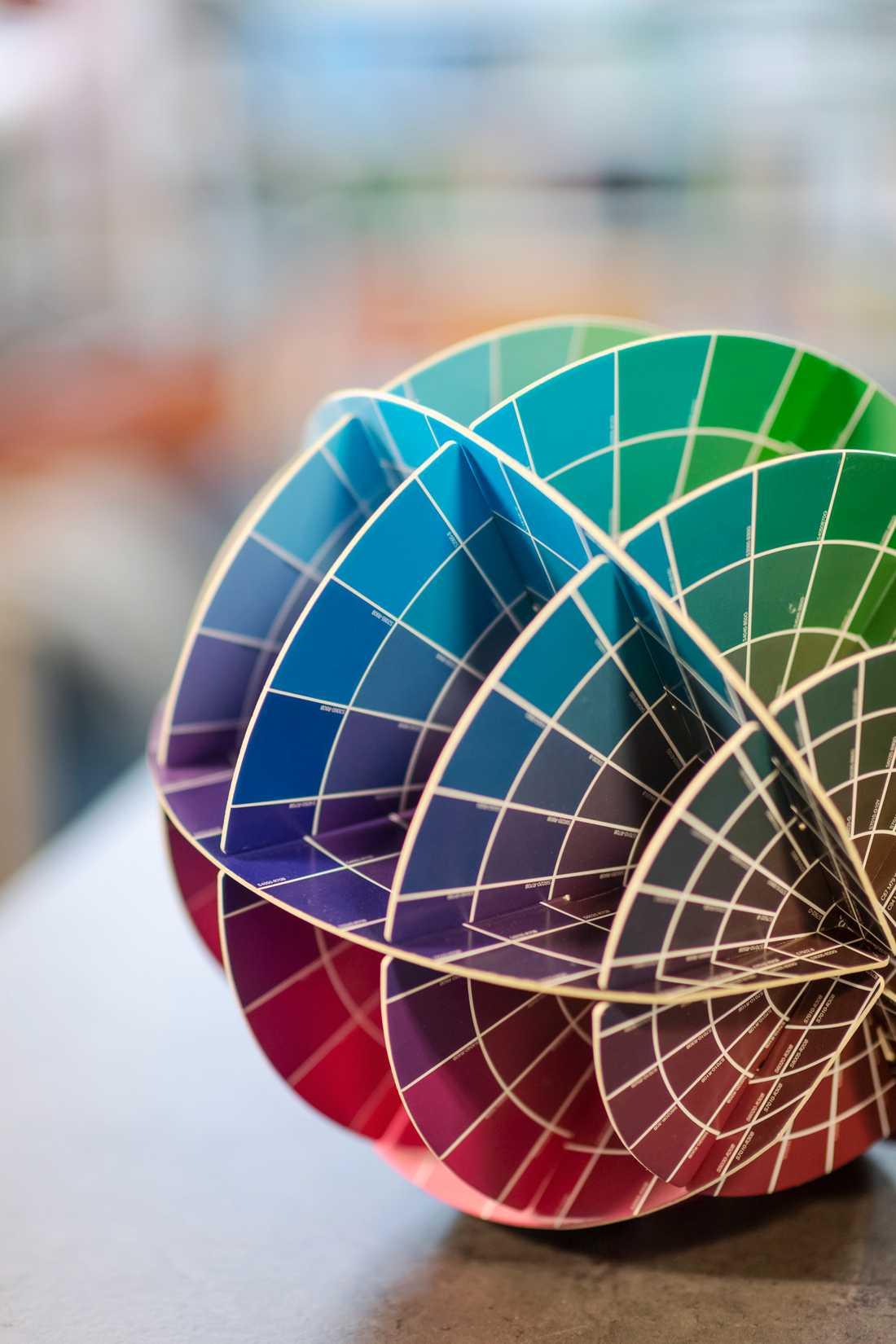Färger, ljus och känsla ska tilltala så många som möjligt.