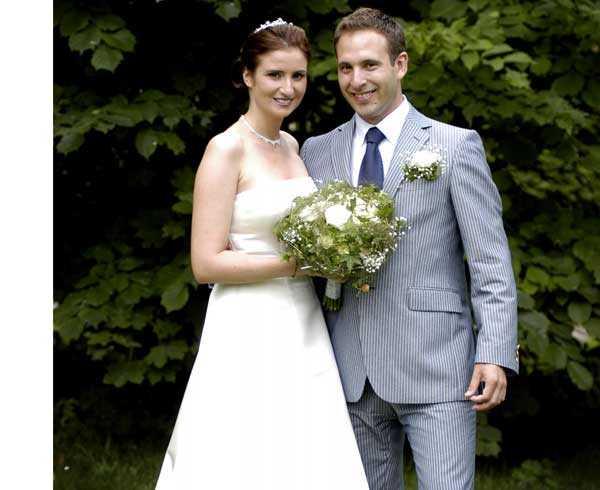 Birgitta Ohlsson, 36, och Mark Klamberg, 36.