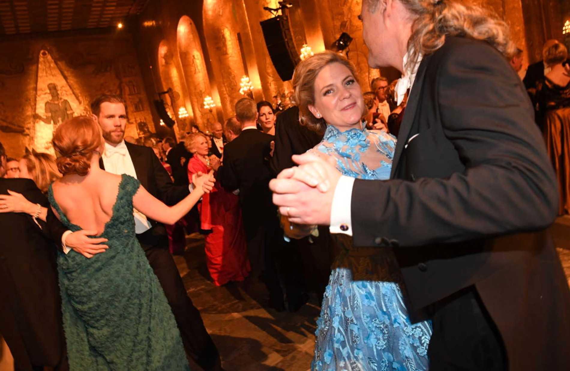 b32b355ad60a Nobelfesten: Så var banketten – och maten | Aftonbladet