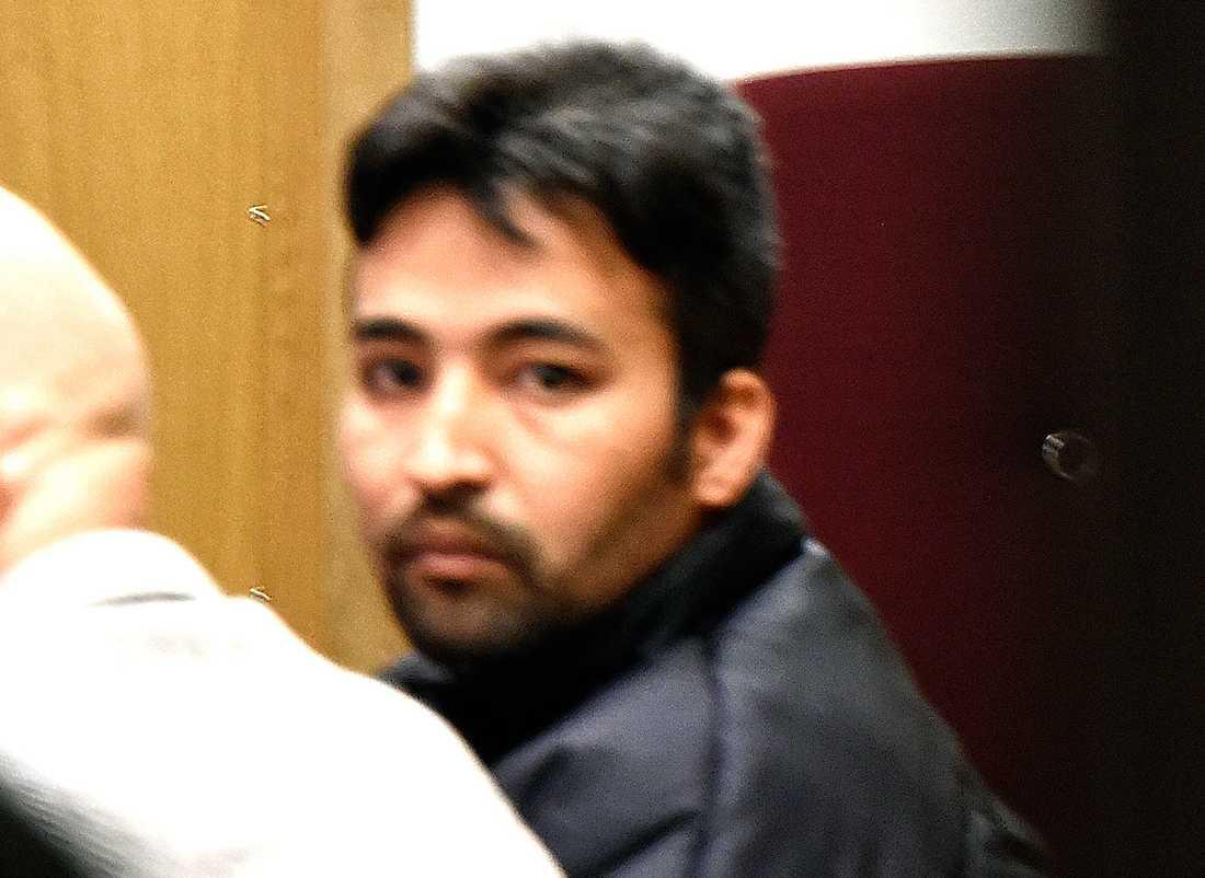Kvinnans make Reza Mohammadi döms till livstids fängelse.