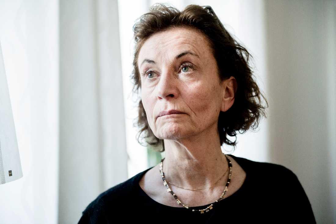 Ingrid Lomfors, generalsekreterare för Judiska centralrådet.