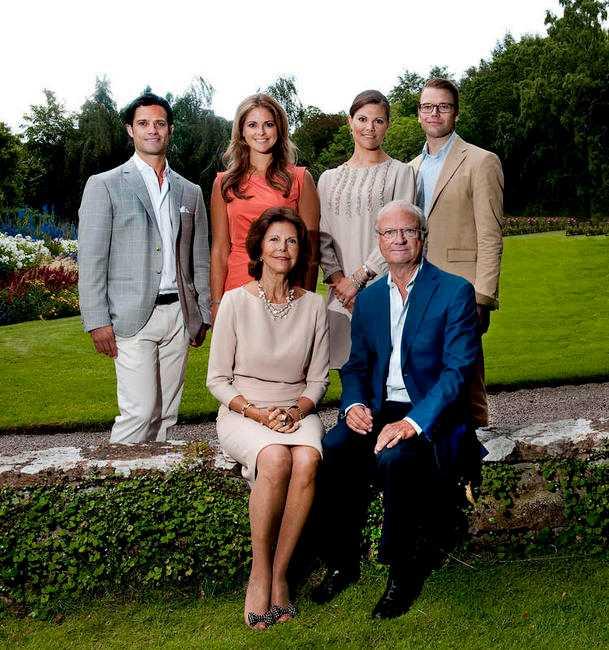 Kungafamiljen använder planen när de är på officiella besök utomlands.