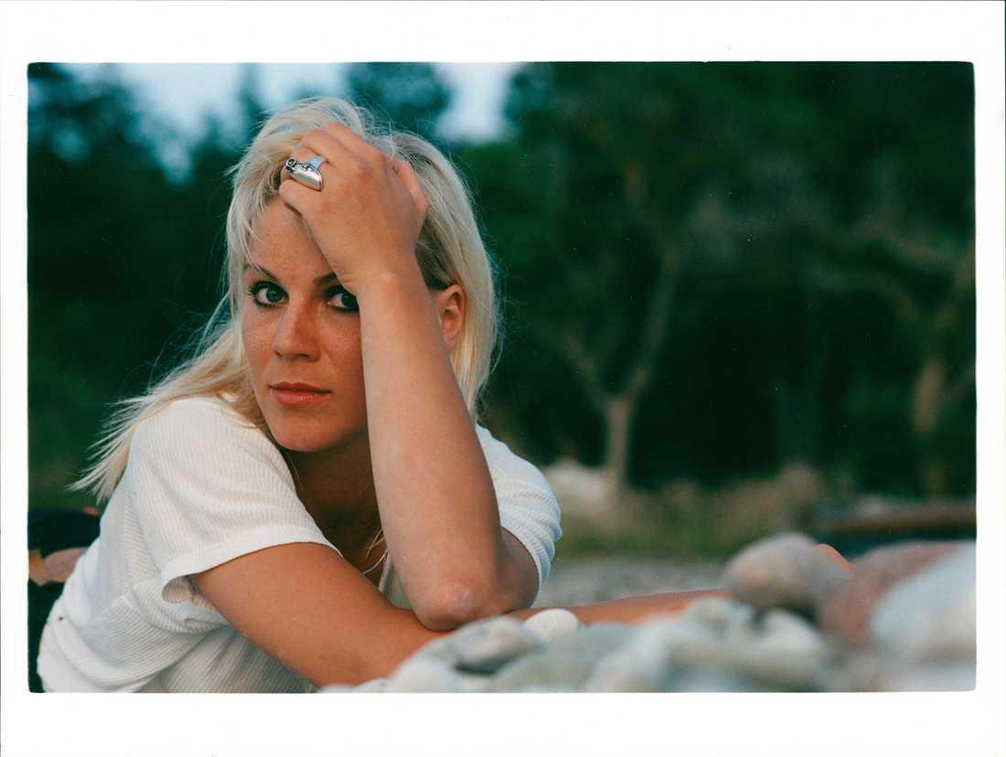 Josefin Nilsson 1995.