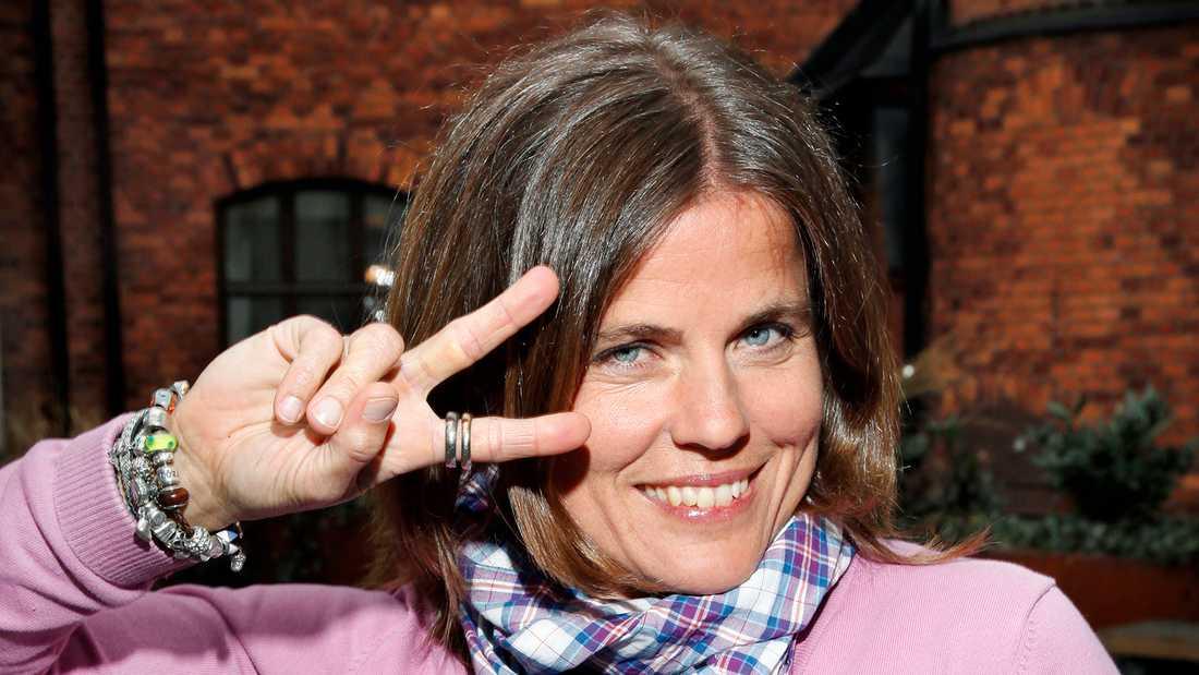 Pernilla Wiberg, alpint.
