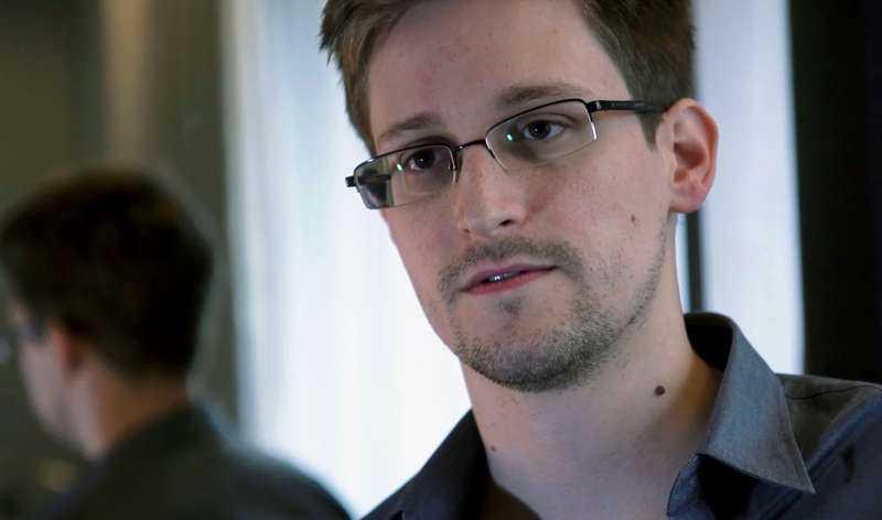 Edward Snowden läckte hemliga dokument om USA:s övervakningssystem