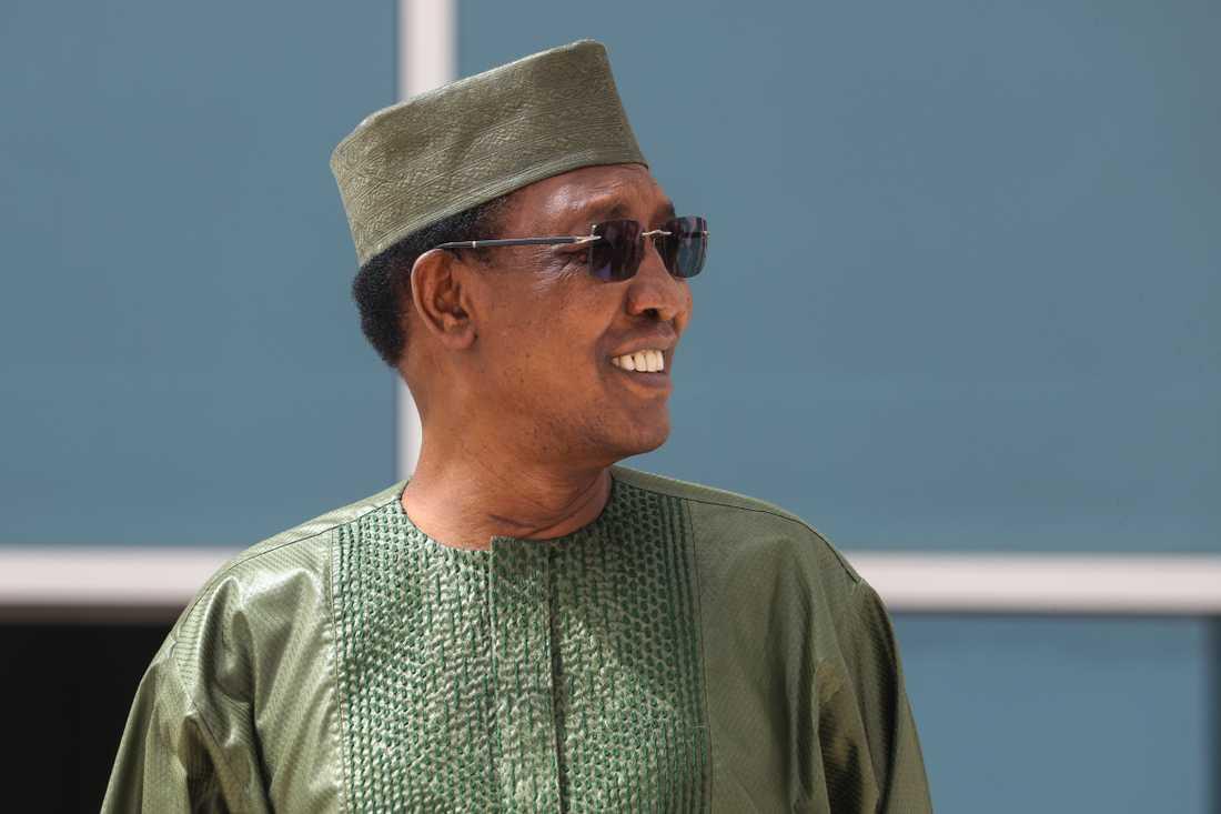 Tchads president Idriss Déby har dödats.