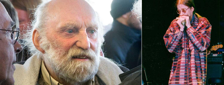 Musiklegendaren Bosse Skoglund död – blev 85