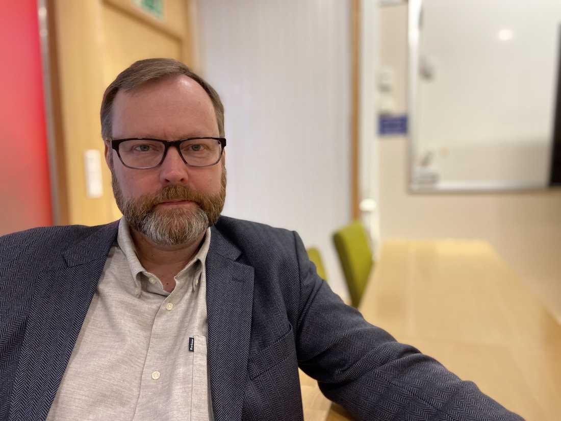 I podcasten Höjd beredskap möter Anders Lindberg, Amanda Wollstad, Johan Wiktorin, Patrik Oksanen och Annika Nordgren Christensen denna vecka Niklas Granholm, forskningsledare och Arktisexpert hos FOI.