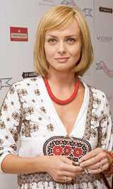 Skådespelerskan Izabella Scorupco tror att Odd Molly kommer att gå hem i USA.