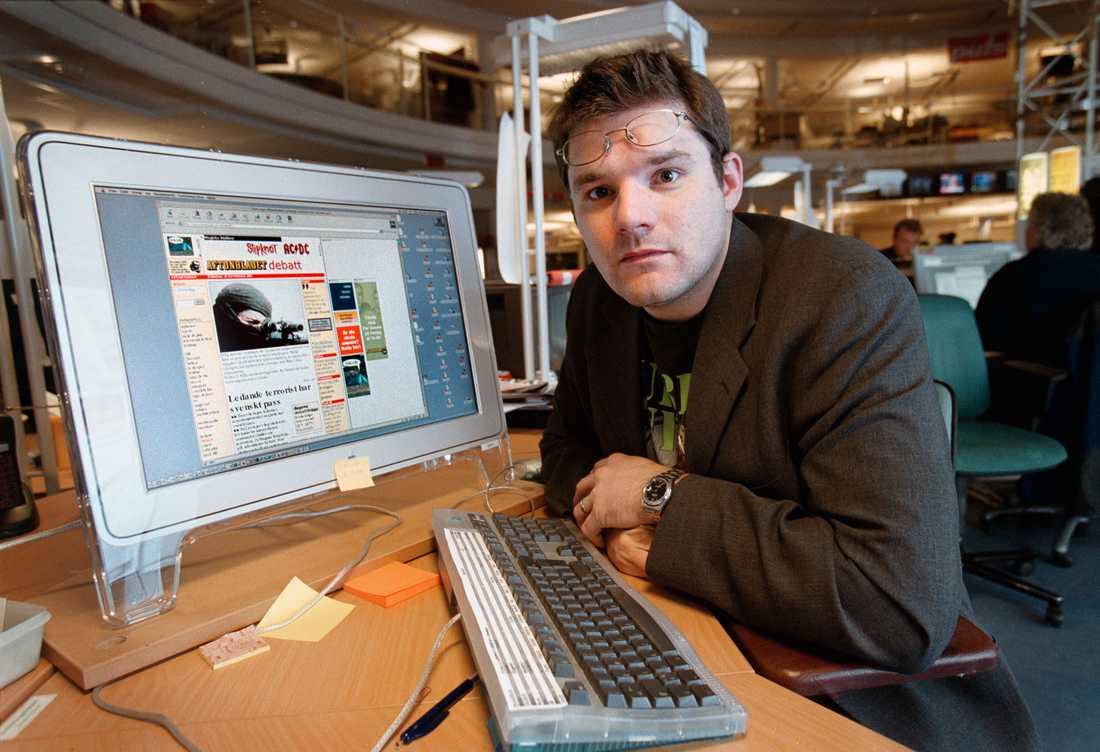 """Som chef för """"sidan"""" Aftonbladet Debatt."""