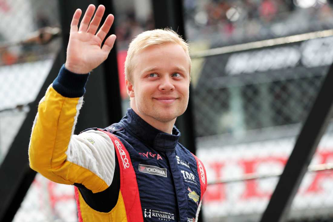 Rosenqvist växlar upp - i Japan