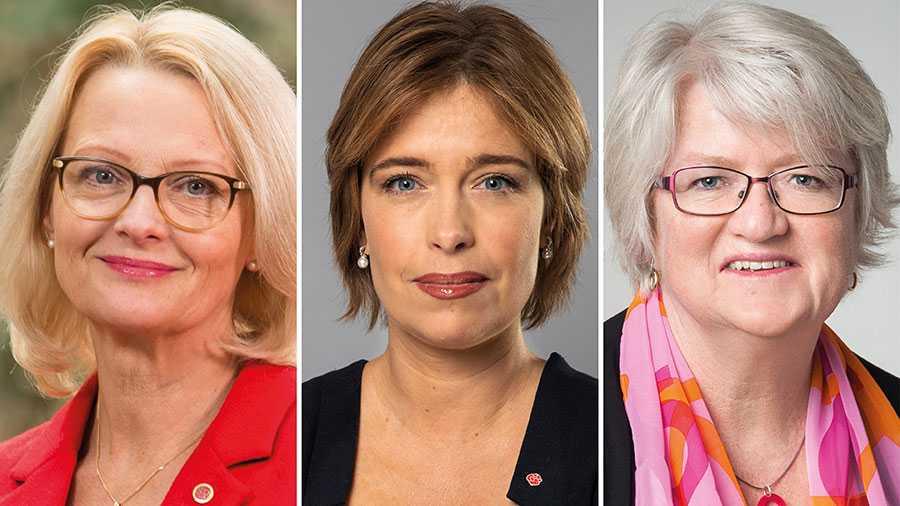 Skärpta straff är en viktig signal till potentiella sexköpare. Straffen ska vara kännbara och ge allvarliga konsekvenser som ett fängelsestraff innebär, skriver Heléne Fritzon, Annika Strandhäll och Carina Ohlsson.