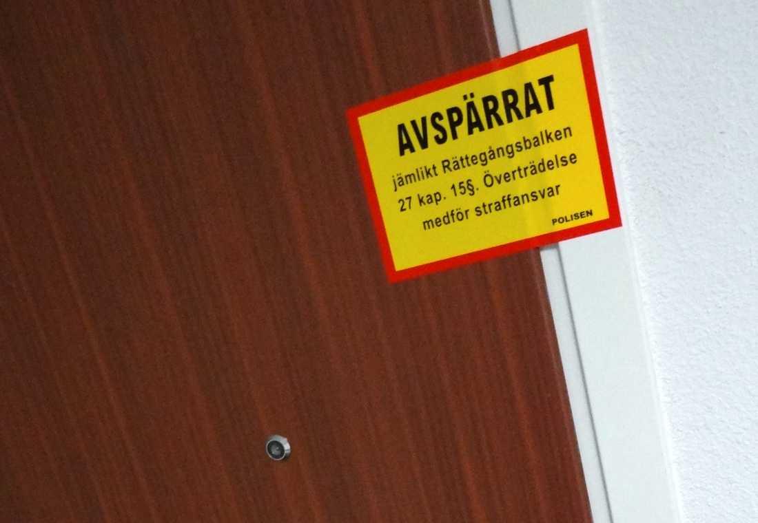 En man har hittats död i en lägenhet i Örebro. Bilden är tagen i ett annat sammanhang. Arkivbild.