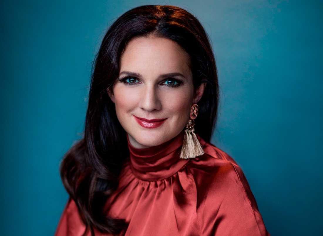 Sofie Sarenbrant. Pressbild