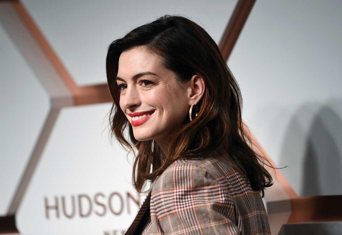"""Anne Hathaway spelar huvudrollen i """"Häxorna""""."""