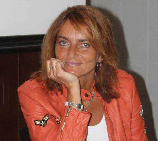 Jeanette Larsson.