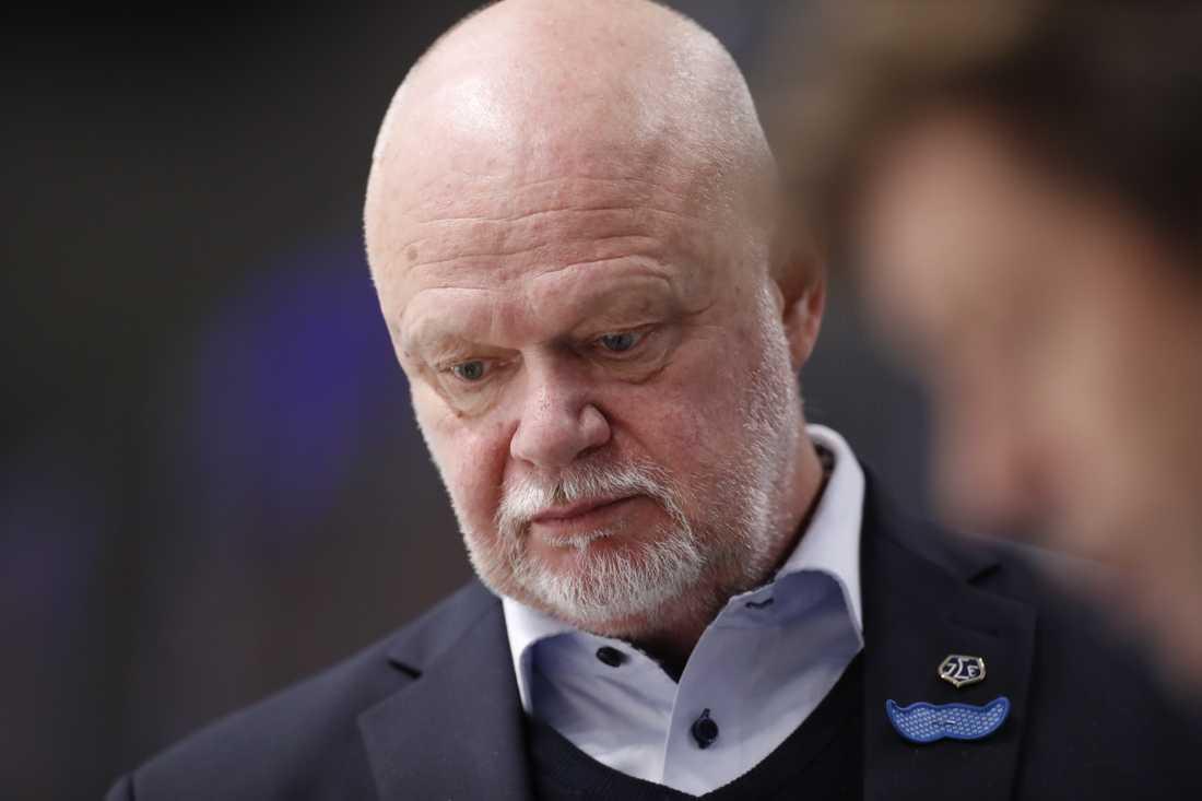 Leksand sparkar sin tränare Roger Melin och ersätter honom med Ulf Samuelsson. Arkivbild