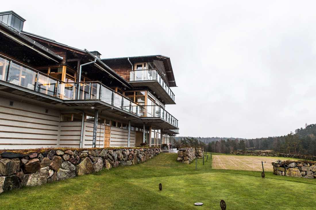 Hills golf club, Mölndal.