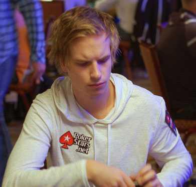 Det är slutspelat för Viktor Blom i WSOP.
