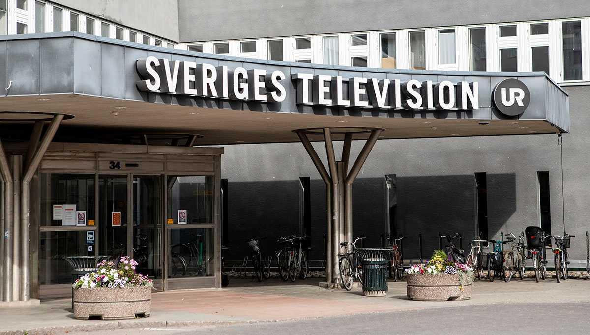 Fem procent av anställda på public service har annan etnisk bakgrund än svensk.