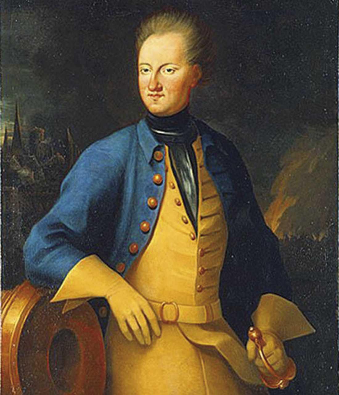 Karl XII, kung Sverige, (17 juni 1682-30 november 1718)