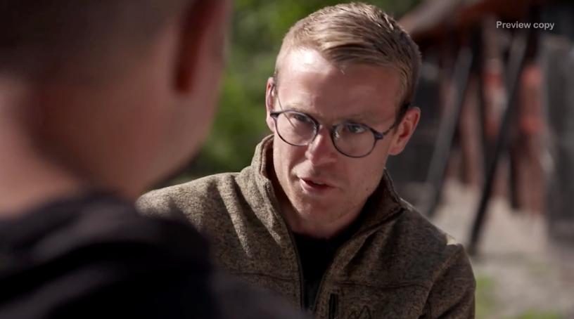 Einar Johansson hoppas få vara kvar på gården.