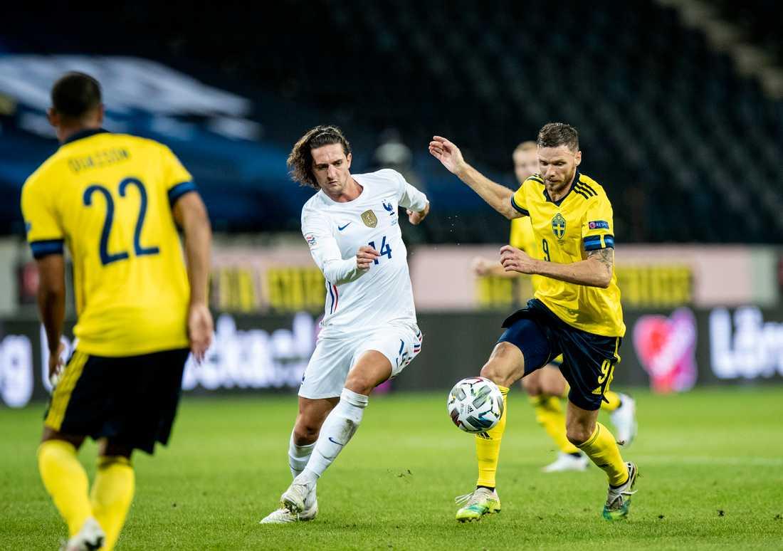 """""""Detta en angelägen fråga"""", säger Karl-Erik Nilsson, förste vicepresident i Uefas exekutivkommitté."""