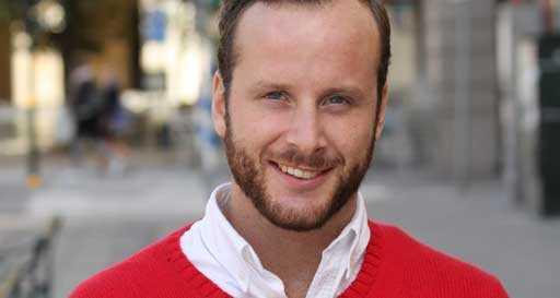Christian Carlsson, vice ordförande KDU.