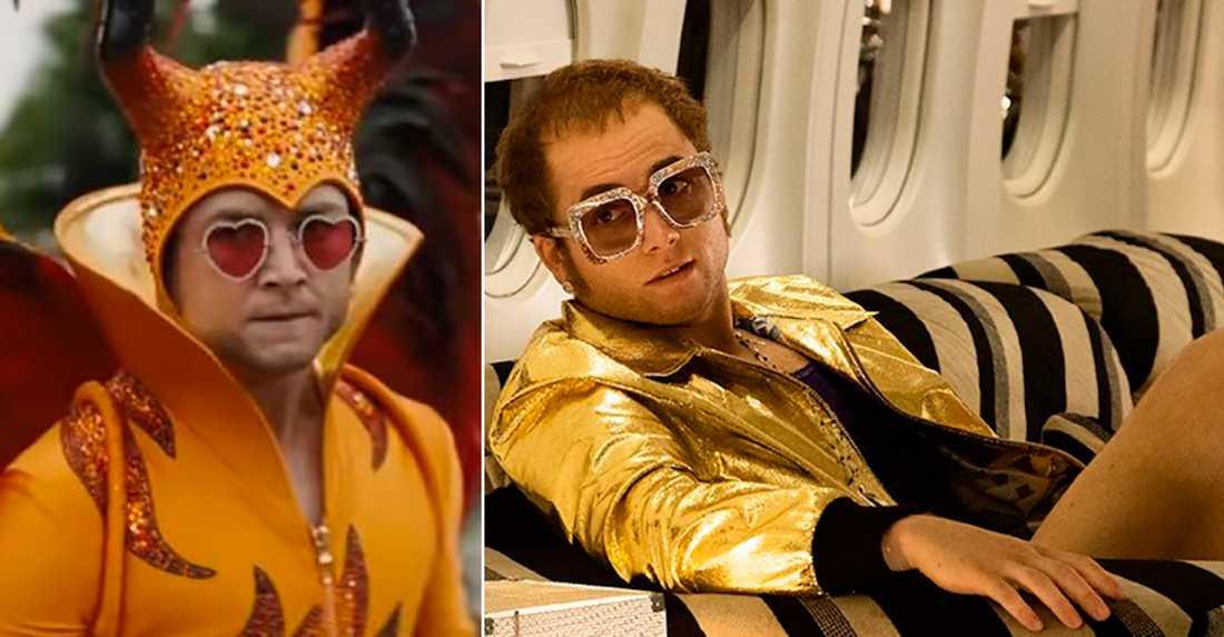 Taron Egerton som Elton John.