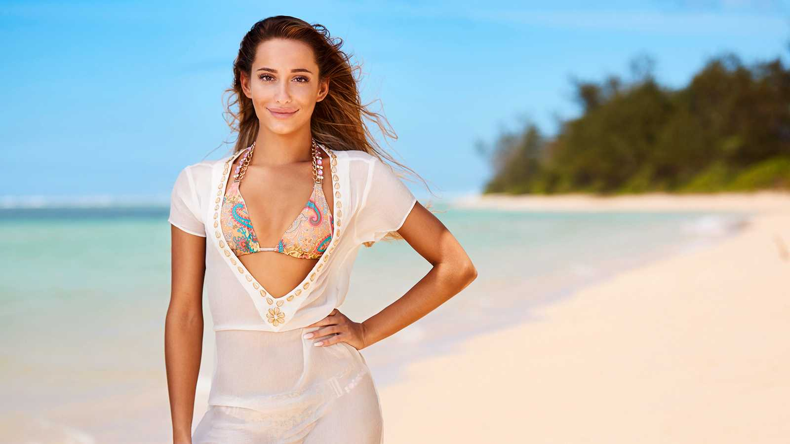 """Antonija Mandir i """"Ex on the beach"""" 2017."""