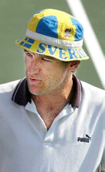STANNAR En av de största spelarna genom tiderna fortsätter som kapten för det svenska Davis Cuplaget. Ska bli jättekul, säger Mats Wilander.