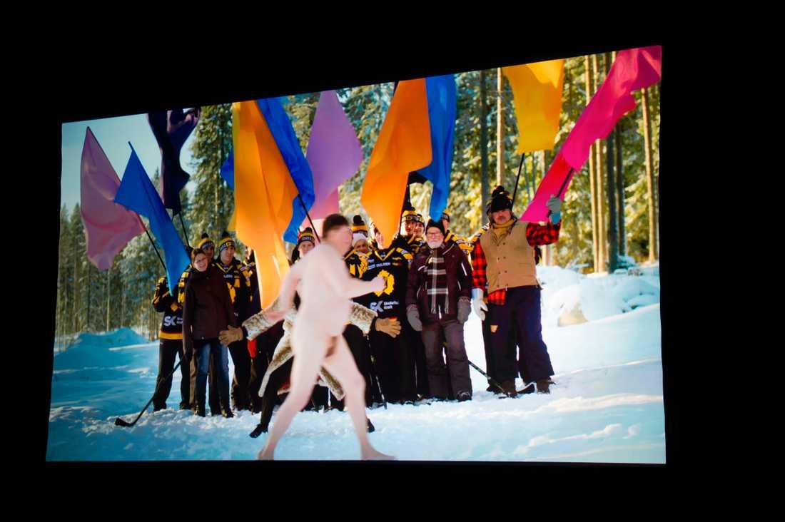 Melodifestivalen öppnar deltävlingen med snoppchock