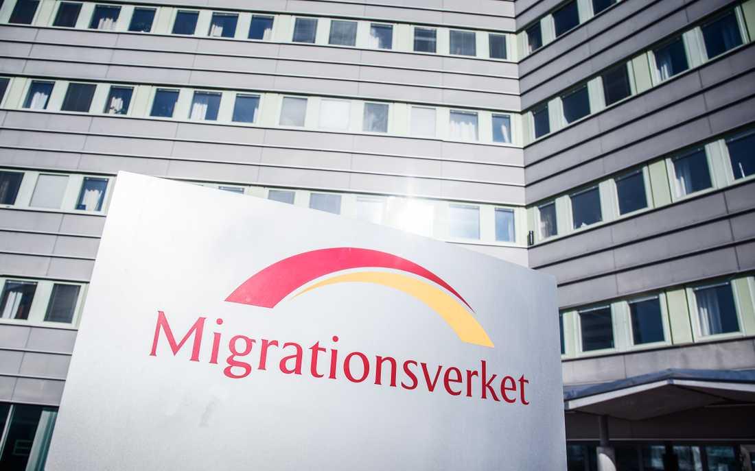 Migrationsverket räknar med en våg av ansökningar om förlängda uppehållstillstånd. Arkivbild.