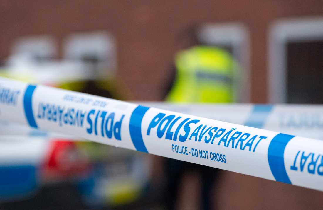 En man i Härnösand har dömts till ett års fängelse efter att ha misshandlat sin sambo och dennes tre minderåriga barn. Arkivbild.