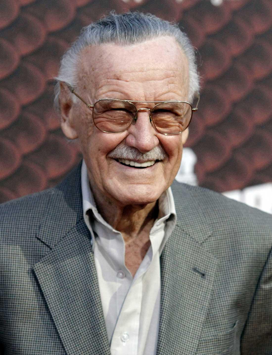 Stan Lee 2008.