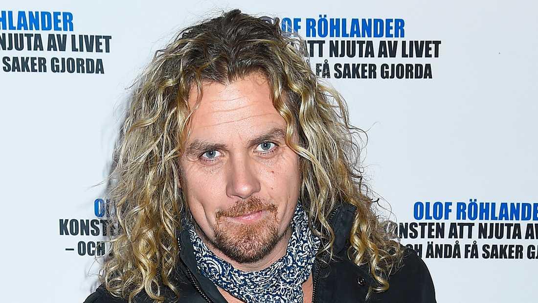 """""""Inget roligt att försöka bli rockstjärna om man inte har någonstans att spela"""", säger Christian """"Kicken"""" Lundqvist."""