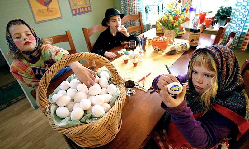 den nya supermaten Frossa med gott samvete i påsk. En ny studie visar att ägg är det näringsrikaste livsmedlet vi känner till.