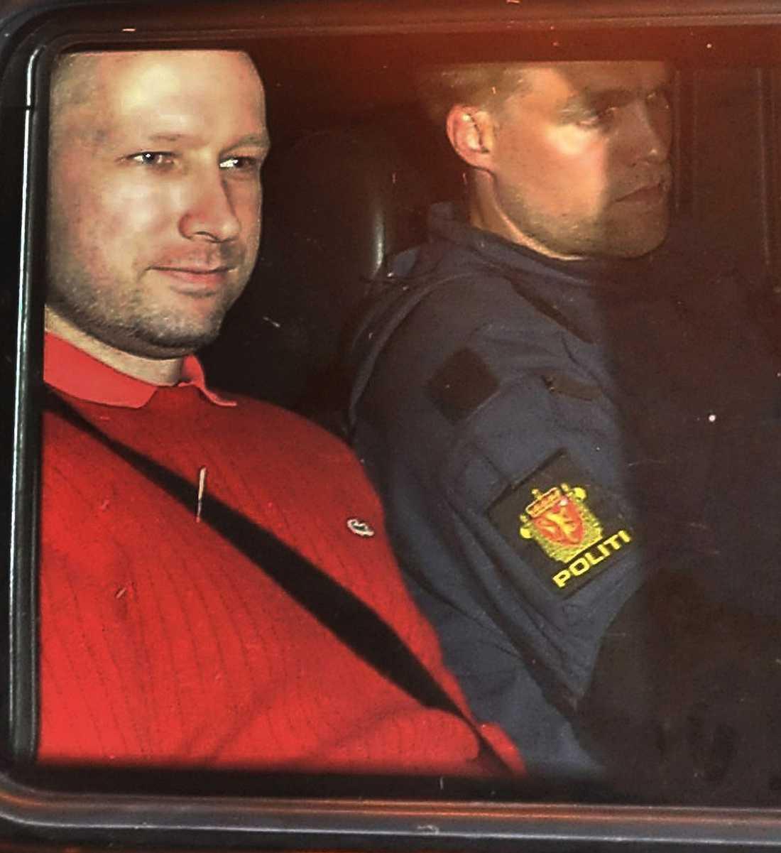 Anders Behring Breivik dödade 77 i terrordådet.