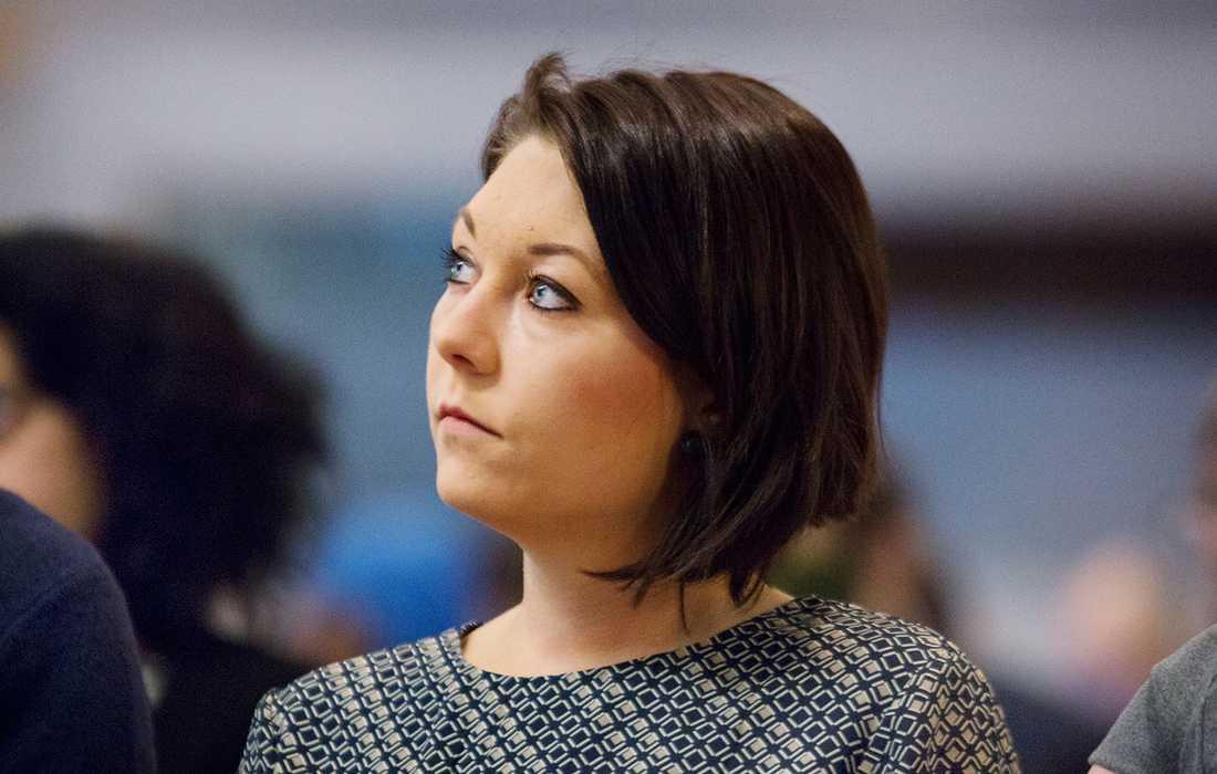Maria Ferm, Miljöpartiets talesperson i migrationsfrågor