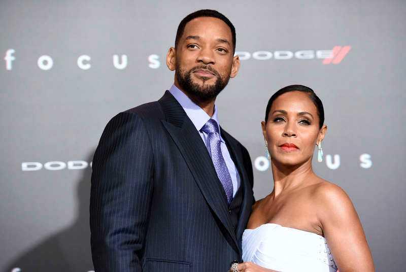 """""""Sanningen kommer fram"""" Will Smith avslöjar att han genomgått terapi med hustrun Jada Pinkett Smith."""
