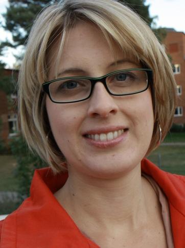 Helene Sigfridsson, Generalsekreterare Sveriges Makalösa Föräldrar.