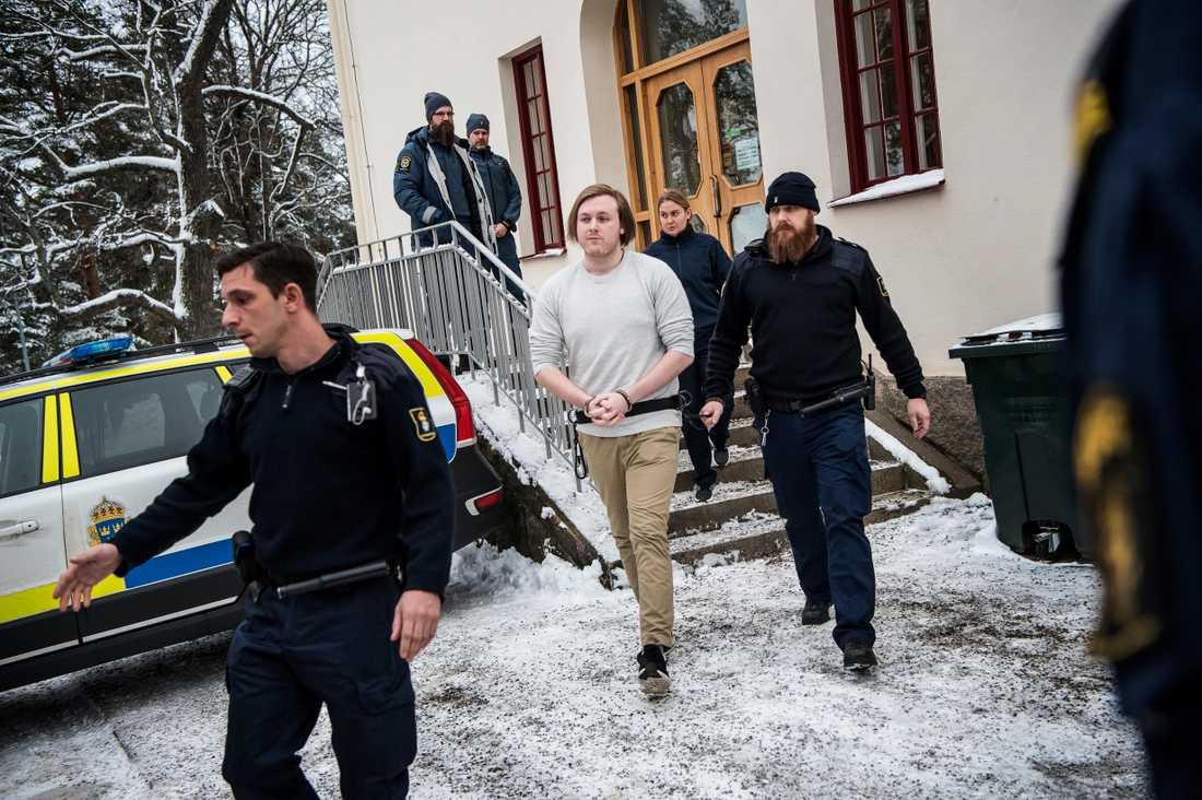 Billy Fagerström döms till livstids fängelse för mordet på Tova Moberg.