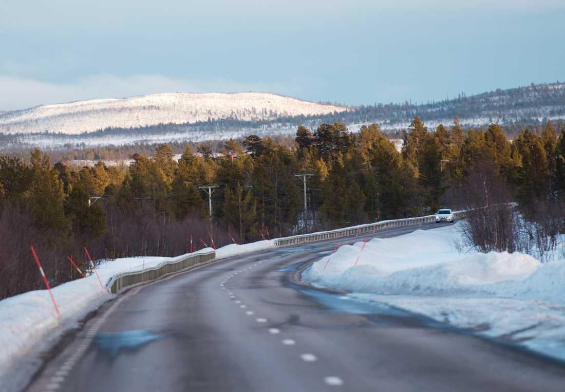 Regioner i norra Sverige och Gotland oroas över att Sveriges hårda budgetlinje kan leda till att de förlorar regionalstöd. Arkivbild.