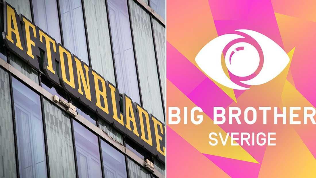 """I samband med premiären lanserar Aftonbladet i samarbete med TV4 """"Big brother inifrån""""."""