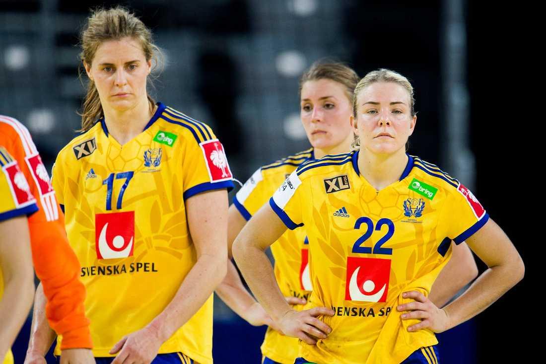 Sverige spelar semifinal i handbolls-EM i kväll. Där tror oddssättarna att Norge blir för svåra.