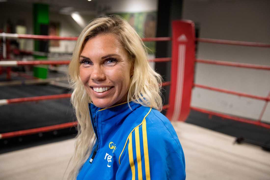 Mikaela Laurin är klar för Let's Dance.