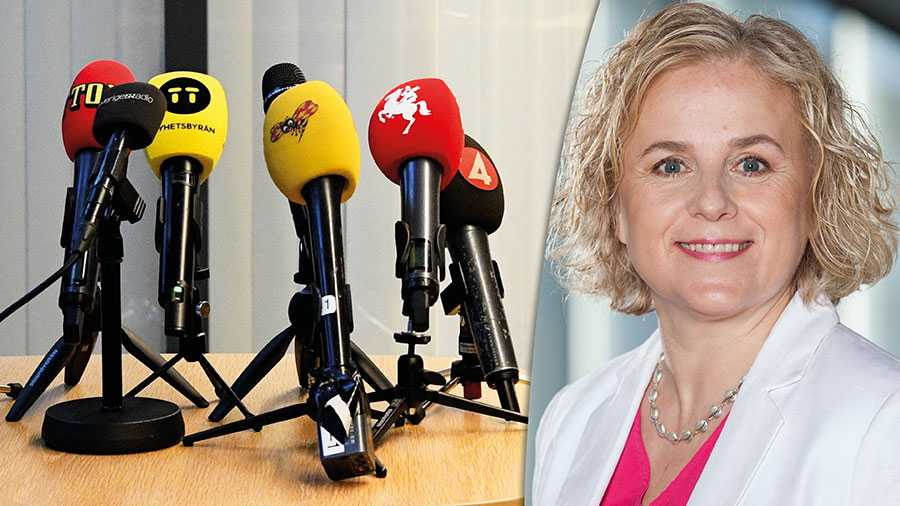 I dag presenterar Miljöpartiet tillsammans med Socialdemokraterna, Centern och Liberalerna 500 miljoner kronor till ett tillfälligt redaktionsstöd till allmänna nyhetsmedier, skriver Anna Sibinska (MP).