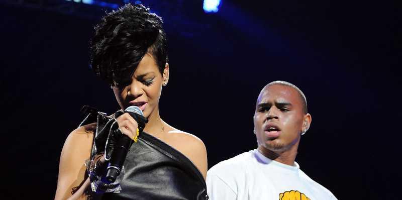 Brown är misstänkt för misshandel av flickvännen Rihanna.